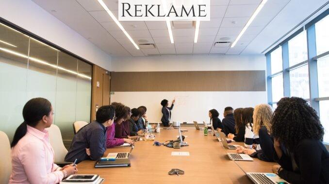 Hold kurser og konferencer uden for virksomheden